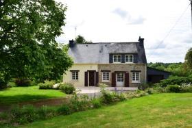 Plouray, House
