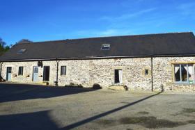 Corlay, House