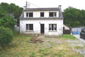 Gourin, House