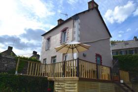 Saint-Hervé, House
