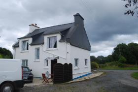 Image No.3-Maison de 3 chambres à vendre à Bourbriac