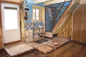 Image No.2-Maison de 1 chambre à vendre à Poullaouen