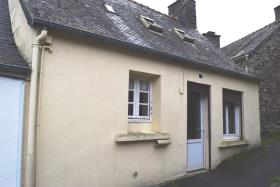 Image No.1-Maison de 1 chambre à vendre à Poullaouen