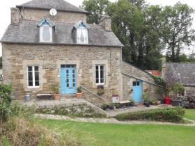 Image No.1-Maison de 9 chambres à vendre à Loguivy-Plougras