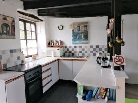 Image No.2-Maison de 3 chambres à vendre à L'Hermitage-Lorge