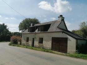 Image No.1-Maison de 2 chambres à vendre à Maël-Carhaix