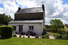 Image No.1-Maison de 3 chambres à vendre à Callac