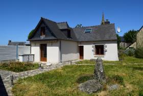 Image No.1-Maison de 1 chambre à vendre à Saint-Connan