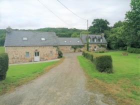 Image No.2-Maison de 4 chambres à vendre à Locarn