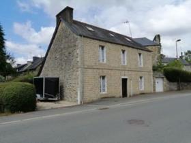 Image No.1-Maison de 4 chambres à vendre à Callac