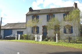 Image No.1-Maison de 2 chambres à vendre à Kergloff