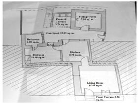 Image No.7-Chalet de 1 chambre à vendre à Santa Catarina da Fonte do Bispo