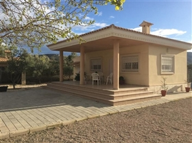 Aspe, Villa