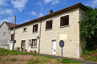 1 - Villebois-Lavalette, Cottage