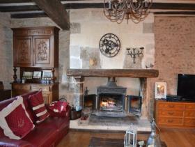 Image No.8-Maison de 5 chambres à vendre à Champagne-et-Fontaine