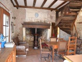 Image No.9-Maison de 5 chambres à vendre à Champagne-et-Fontaine