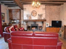 Image No.11-Maison de 5 chambres à vendre à Champagne-et-Fontaine