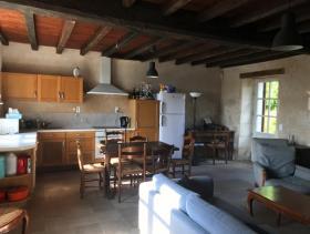 Image No.6-Maison de campagne de 4 chambres à vendre à Festalemps