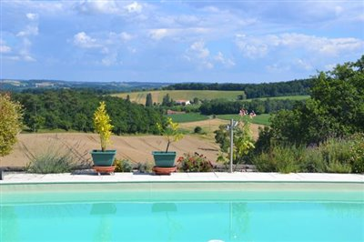 Pool-and-view