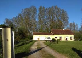 Saint-Aulaye, House/Villa
