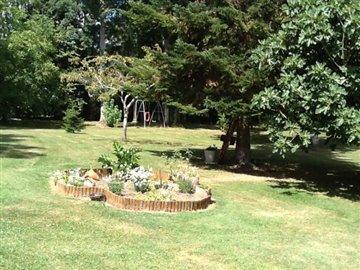 Garden-in-summer