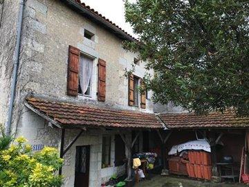 1 - Saint-Aulaye, Maison de ville