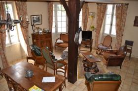 Image No.2-Maison de village de 4 chambres à vendre à Ribérac