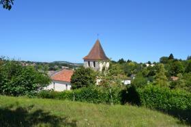 Ribérac, House