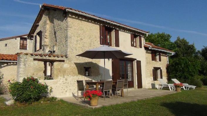 Aubeterre-sur-Dronne, Cottage>