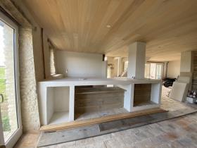 Image No.1-Maison de campagne de 3 chambres à vendre à Vanzac
