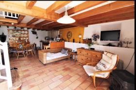 Image No.1-Chalet de 2 chambres à vendre à Bouteilles-Saint-Sébastien