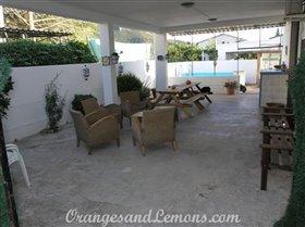 Image No.2-Villa de 2 chambres à vendre à Marxuquera