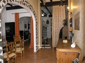 Image No.1-Maison de campagne de 3 chambres à vendre à Beniarjo