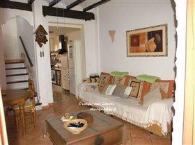 Image No.3-Maison de campagne de 3 chambres à vendre à Beniarjo