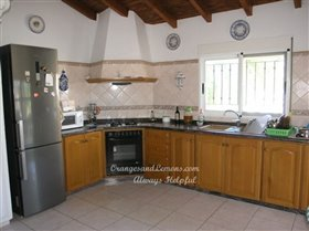 Image No.3-Villa de 4 chambres à vendre à Oliva