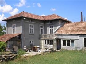 Burya, Village House