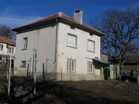 Gostilitsa, Village House