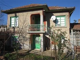 Hotnitsa, Village House