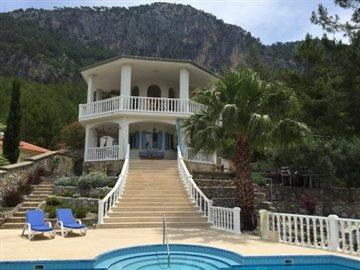 1 - Akkaya, House/Villa