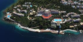 Gündogan, Hotel