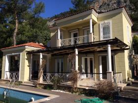 Göcek, Villa