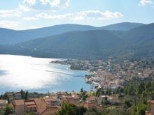 Image No.1-Villa / Détaché de 4 chambres à vendre à Korfos
