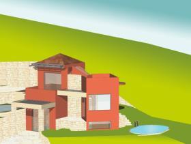 Image No.20-Villa / Détaché de 3 chambres à vendre à Astros