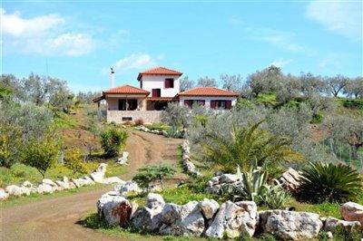 1 - Epidavros, House