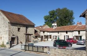 Magnac-Laval, House