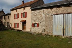 Image No.1-Ferme de 5 chambres à vendre à Bessines-sur-Gartempe