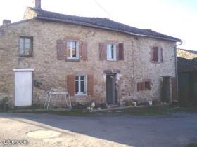 Roussac, House