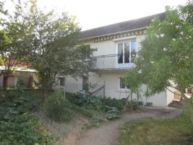 Image No.3-Maison de 4 chambres à vendre à Châteauponsac