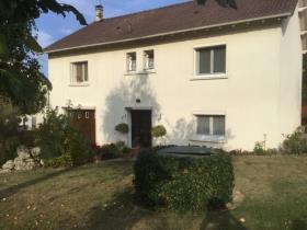 Image No.2-Maison de 4 chambres à vendre à Châteauponsac