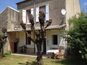 Image No.2-Maison de 4 chambres à vendre à Magnac-Laval